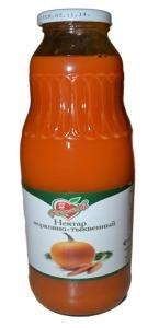 Нектар морковно-тыквенный Гродно