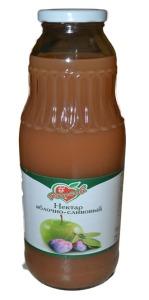 Нектар яблочно-сливовый Гродно