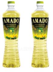 масло подсолнечное AMADO 0,77л