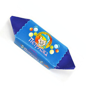 конфеты петрушка