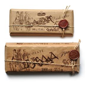 шоколад горький элитный 56 крафт