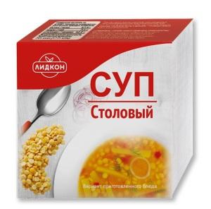 Суп столовый
