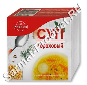 Суп гороховый конценр. 200 г
