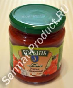Соус томатный Острый (1)