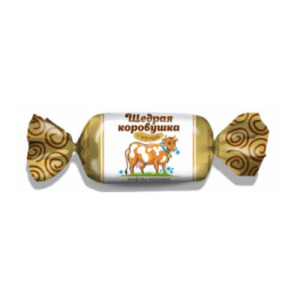 конфеты щедрая коровушка с корицей