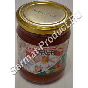 Соус томатный Минский особый 500 г стб (Ляховичи,Беларусь)