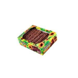 Вафли Арабеска в шокол глазури с халвой 3 кг
