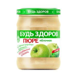Пюре яблочное 450г АВС