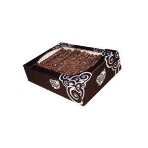 Соломка Сливочная в какаосодерж глазури с арахисом 2,5 кг