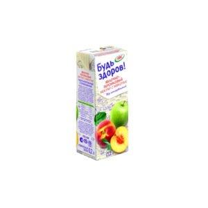 нектар яблоко-персик 0,2
