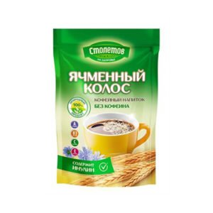 Кофейный напиток Столетов Ячменный колос